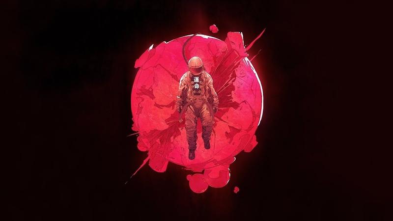 Hubstcy - Bleeding Fire (feat. Straun Oz Vincent)