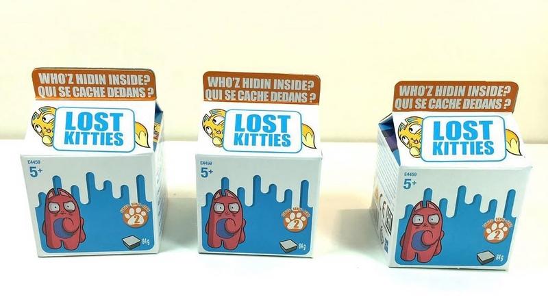 Lost Kitties Unboxing / Surprise Blind Bags
