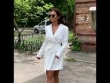 Стильный пиджак-платье в 3 нежных цветах для романтичного образа Modnica-shop