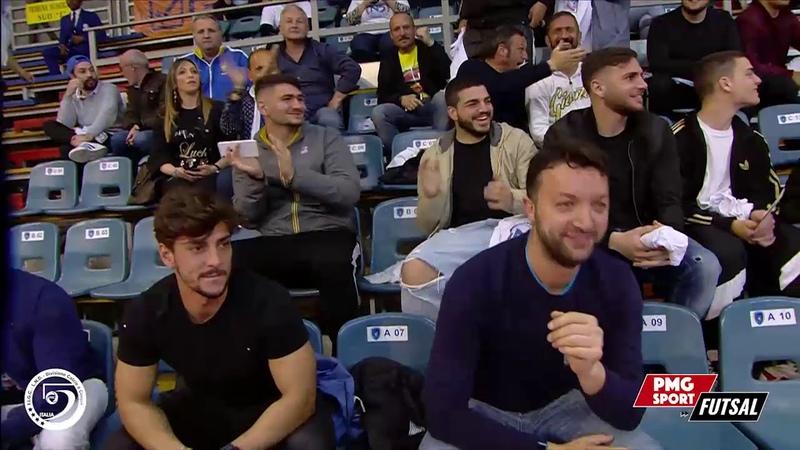 Playoff Serie A Planetwin365 | Lollo Caffè Napoli - Acqua Sapone - Semifinale Gara 3 Highlights
