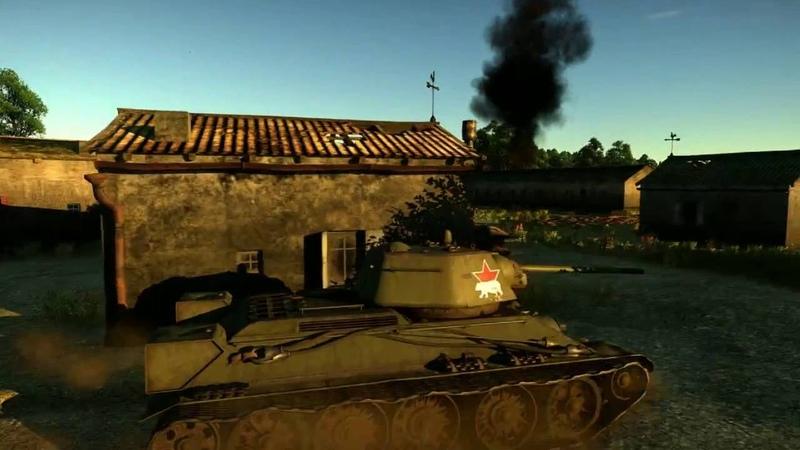 T 34 57 Моздок и SIBIRIAK