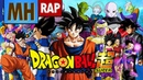 RAP da SAGA DRAGON BALL SUPER [Super Especial] | MHRAP