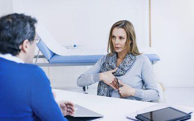 Причины заболевания желчного пузыря