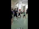Тренировки по боксу в Спб Автово mp4