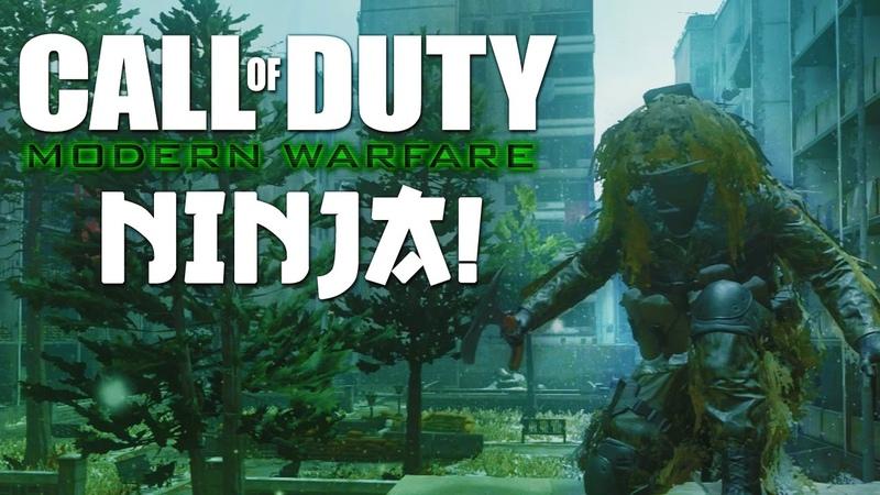 Modern Warfare NINJA MONTAGE 3 Funny Moments Ninja Defuses Trolling