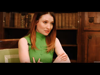 Deep dive- emily browning on mad sweeney + rus sub