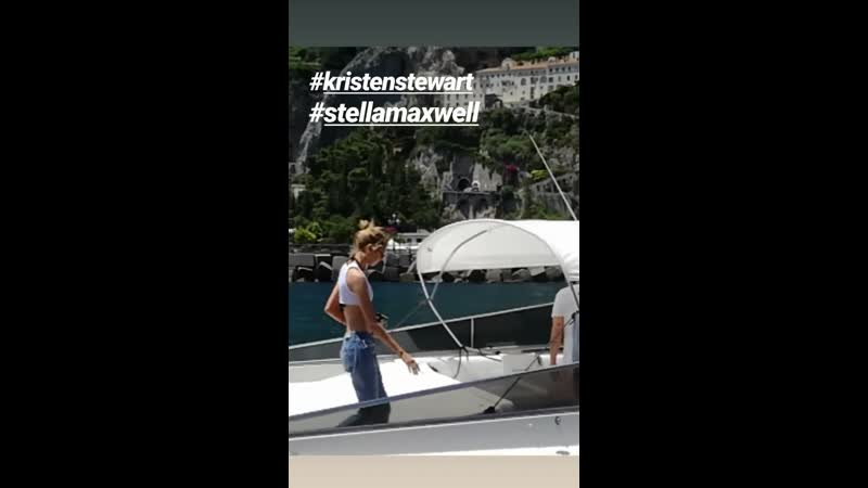Kristen with friends in Italy July 14 2019 3