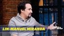 Lin-Manuel Miranda on Rehearsing for Hamilton's Debut in Puerto Rico