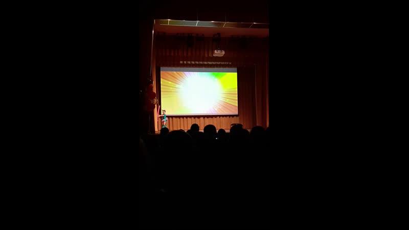 Отчётный концерт Компания GRANAT