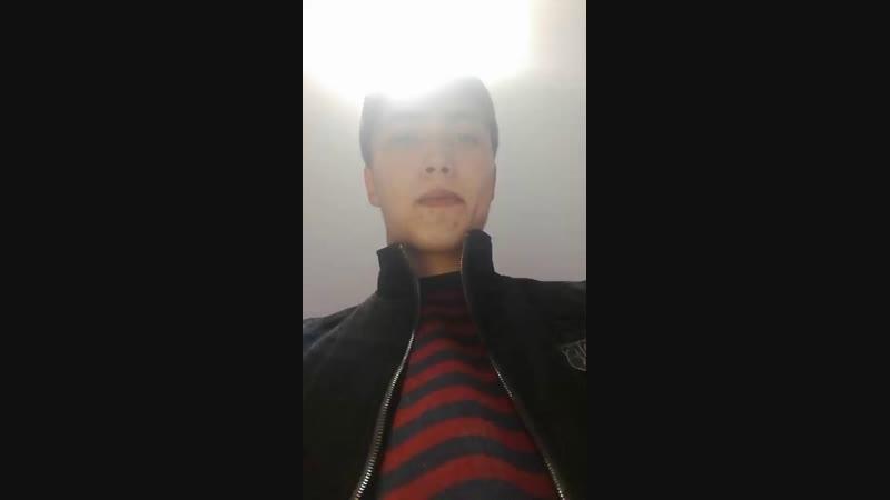 Абай Еркебаев - Live