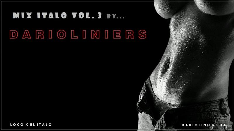 MIX ITALO VOL 3 By Darioliniers 1