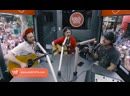 The Moffatts perform Miss You Like Crazy LIVE on Wish 107.5 Bus