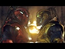 Dreadwing - Клип про Сектора и Сайрекса mortal combat