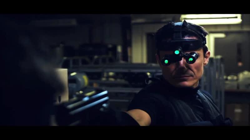 Том Клэнси'с Сплинтер Селл Ликвидация Tom Clancy's Splinter Cell Extinction кино 2012