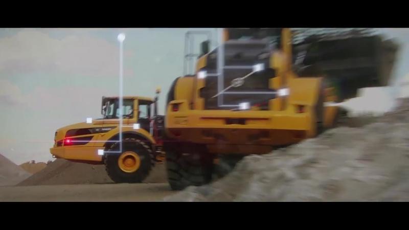 Как Volvo Construction удаленно следит за техническим состоянием своих машин с помощью интеллектуальной телематики