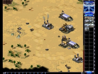 CC Red Alert 2 (Dune Patrol) - (Iraq)jayol vs Artemis(Britain)