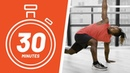 Get Fitter & Stronger With This 30 Minute Workout - Week 3 | Men's Health
