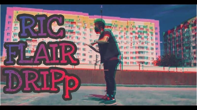 Wasabi Ric Flair Drip Pavel Vlasov Phenix
