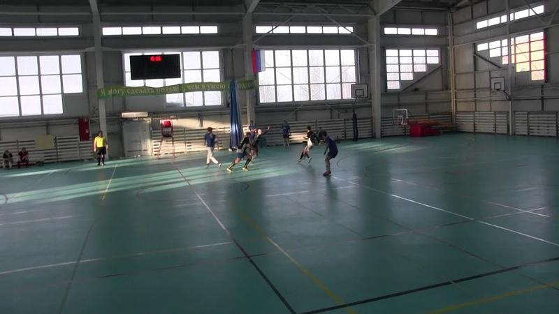 ФК «Crystall streеt» - ФК «Интер» - 2 тайм