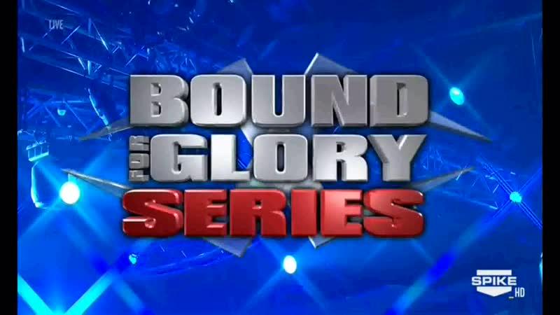 TNA Impact Wrestling! 14.06.2012 - BFG Series Match Jeff Hardy vs...