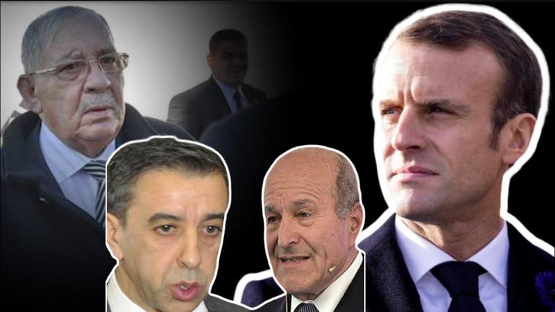 Les relations troubles d'Emmanuel Macron avec l'Algérie