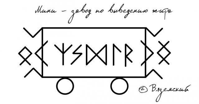 """Похудение. """"Мини-завод"""" для сжигания жира.  Автор: Вяземский. WCXHz_35bB4"""