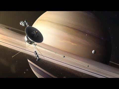 Космический зонд Вояджер. Полет за пределы Солнечной системы. На пути к звездам. Космос 03.04.2017