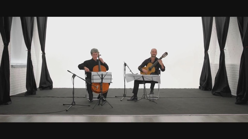Light Blue for guitar and cello by Giorgio Mirto | Strings By Mail