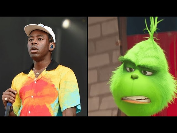 Preview Of Your A Mean One, Mr.Grinch By Tyler The Creator