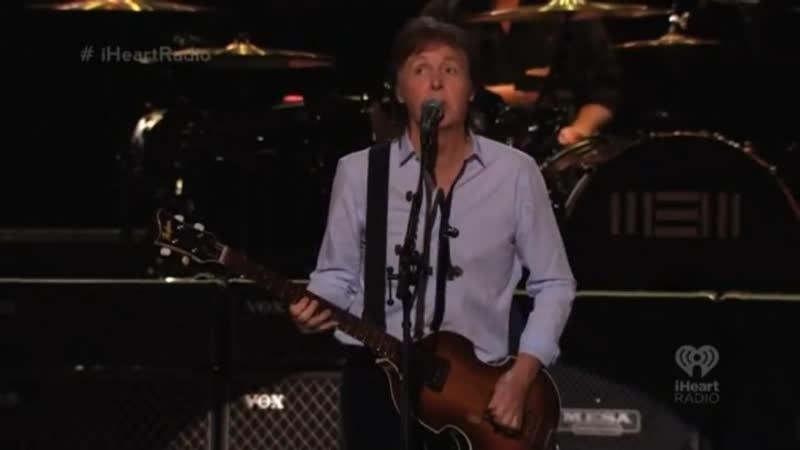 Paul McCartney – Ob-La-Di, Ob-La-Da (1317) Live at Frank Sinatra School Of The Arts (09.009.2013)