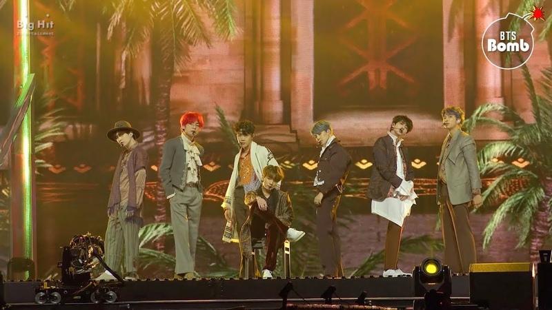 BANGTAN BOMB 'Airplane pt 2' Special Stage BTS focus @2018 MMA BTS 방탄소년단