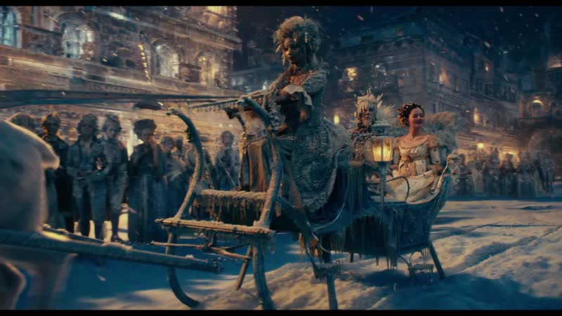 The Nutcracker and the Four Realms Unwrapping The Nutcracker and the Four Realms