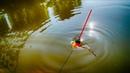 Активный клев карася на утренней зорьке Душевная вышла рыбалка Карась на поплавок