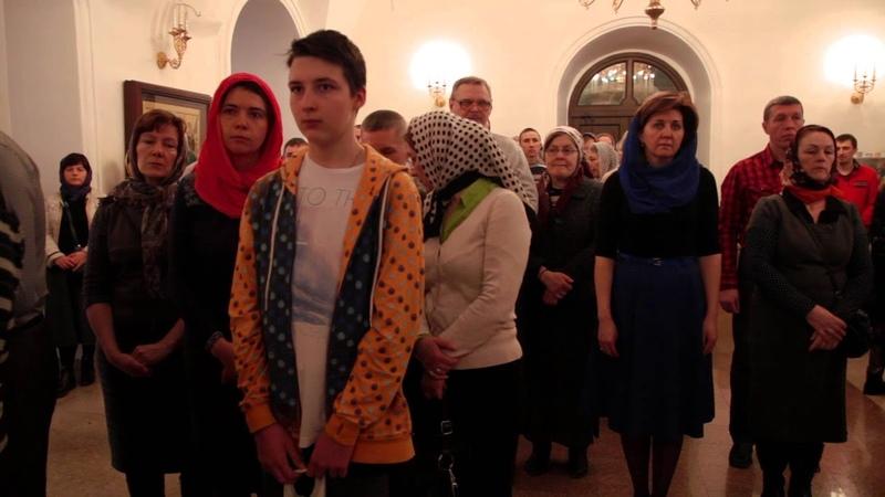 Загадки Вознесенско-Георгиевского храма (Тюмень, 03.2016).