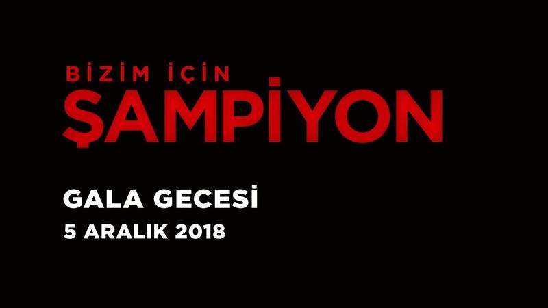 Şampiyon Gala Gecesi | Kamera Arkası ve Röportajlar