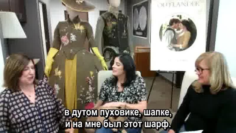 Мерил Дэвис и Тони Графиа специально для EW о 4 сезоне и коллекционном DVD [rus sub]