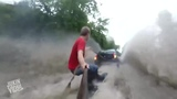 Surfing in Russia