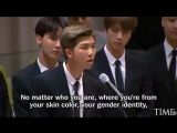 [INTERVIEW] 181011 @.BTS_twt for TIME Magazine : Next Generation Leaders (video partnership with ROLEX)