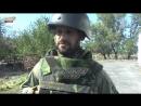 Батальон Ангел помогает жителям серой зоны.