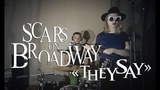 Scars on Broadway - They Say - Drumcover by Hvedar Groovich
