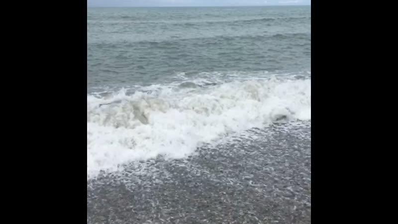 Море Сочи 21.04.2019