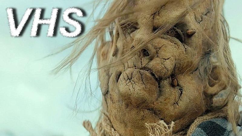 Страшные истории для рассказа в темноте Трейлер 2 на русском VHSник