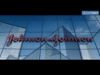 Johnson&Johnson скрывали , что их детская присыпка вызывает рак.