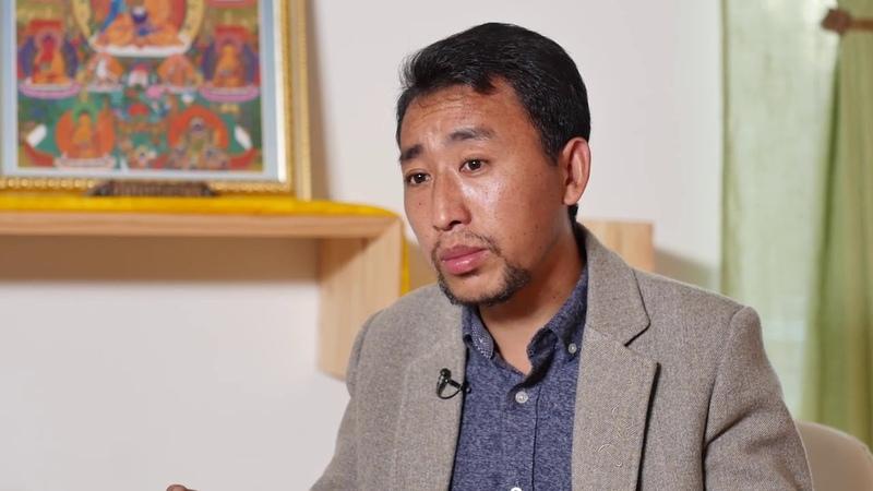 Телепрограмма Кадр из жизни. Нгаванг Сангье Лама