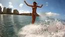 GoPro HD Dreams with Kelia Moniz roxy surf girl
