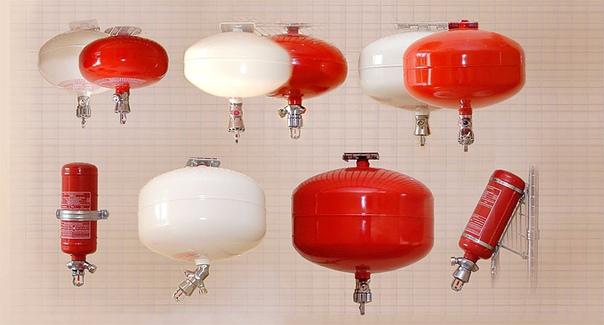 Порошковые системы пожаротушения: особенности установки