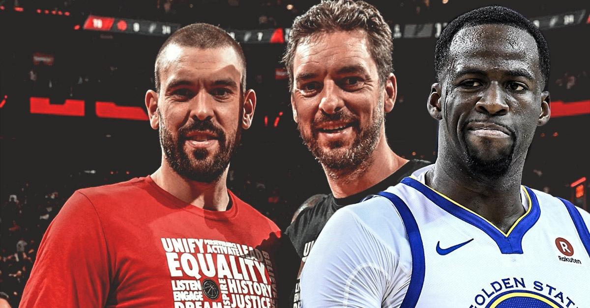 Дрэймонд Грин: «Марк и Пау Газоли могут стать единственным братьями-чемпионами? Надеюсь, обойдется без этого»
