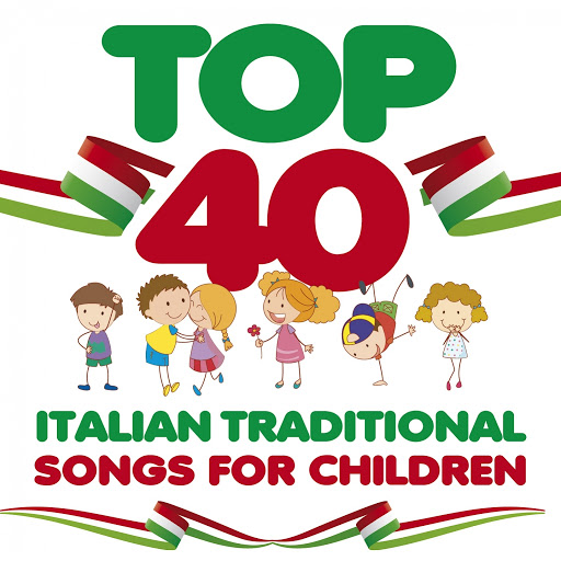 Alice альбом Top 40: Italian Traditional Songs for Children