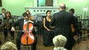 Eugene Prokoshin plays Vivaldi Cello Concerto in A minor with Cantus firmus orchestra HQ Video