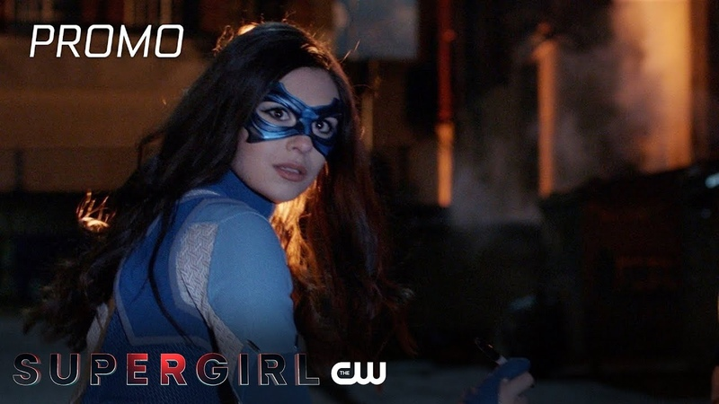 Supergirl | American Dreamer Promo | The CW